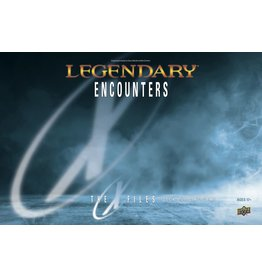 Upper Deck Legendary Encounters: X Files