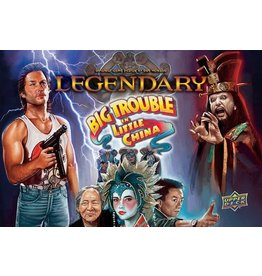 Upper Deck LEGENDARY BIG TROUBLE IN LITTLE CHINA DBG