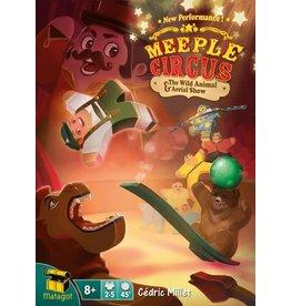 Matagot Meeple Circus: The Wild Animal & Aerial Show