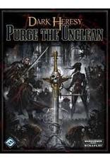 Warhammer 40k RPG: Dark Heresy - Purge the Unclean