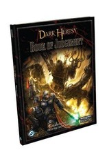 Warhammer 40k RPG: Dark Heresy - Book of Judgement