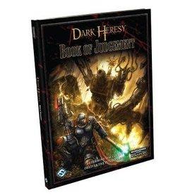 Fantasy Flight WARHAMMER 40K RPG: DARK HERESY - BOOK OF JUDGEMENT