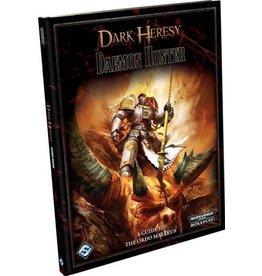 Fantasy Flight WARHAMMER 40K RPG: DARK HERESY - DAEMON HUNTER