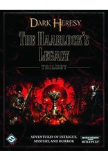 Warhammer 40k RPG: Dark Heresy - The Haarlock's Legacy Trilogy