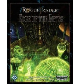 Fantasy Flight Games WARHAMMER 40K RPG: ROGUE TRADER - EDGE OF THE ABYSS