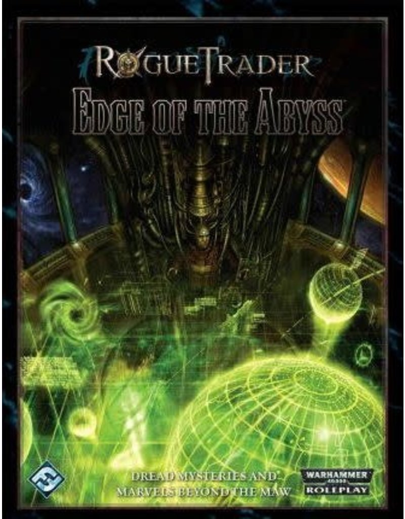 Fantasy Flight Games WARHAMMER 40K RPG: ROGUE TRADER - EDGE OF THE ABYSS
