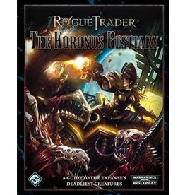 Fantasy Flight WARHAMMER 40K RPG: ROGUE TRADER - THE KORONUS BESTIARY