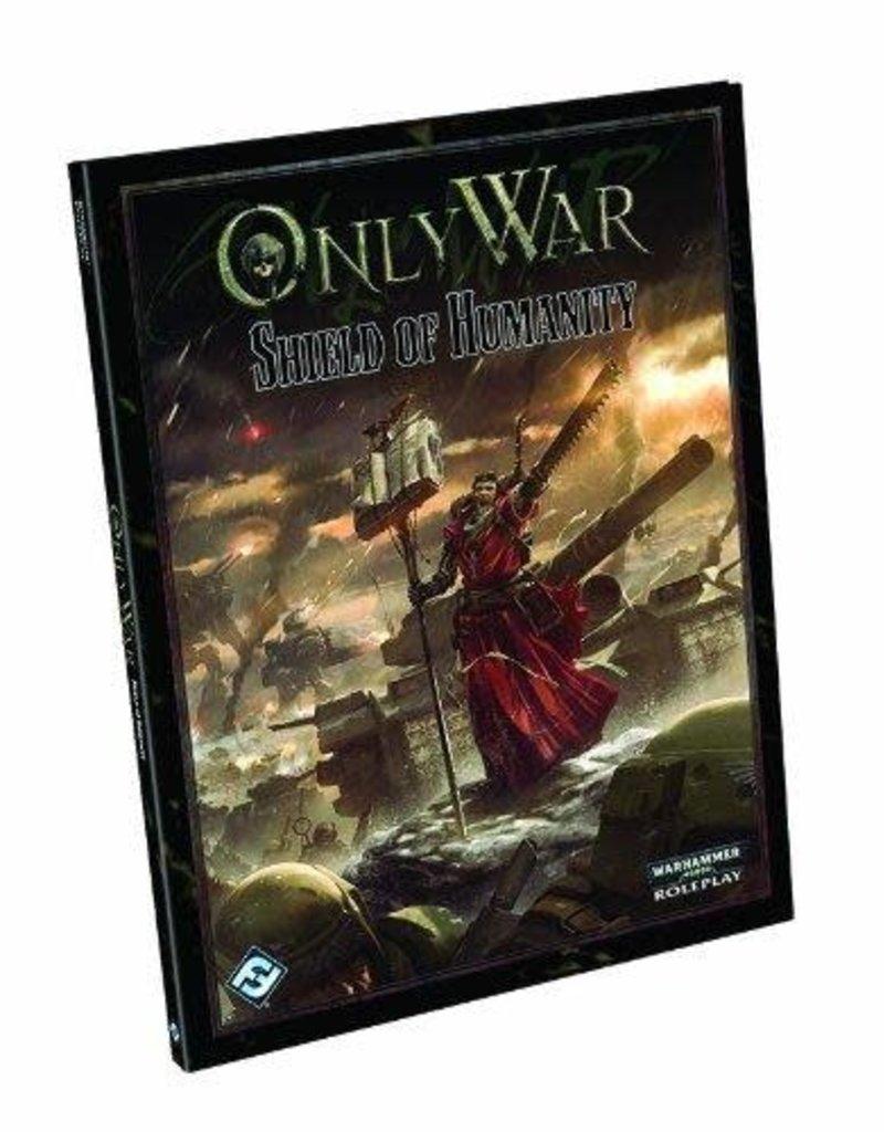Fantasy Flight Games WARHAMMER 40K RPG: ONLY WAR - SHIELD OF HUMANITY