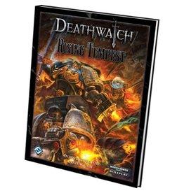 Fantasy Flight WARHAMMER 40K RPG: DEATHWATCH - RISING TEMPEST