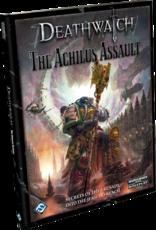 Warhammer 40K RPG: Deathwatch - The Achilus Assault
