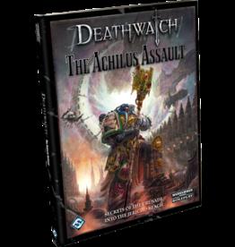 Fantasy Flight WARHAMMER 40K RPG: DEATHWATCH - THE ACHILUS ASSAULT