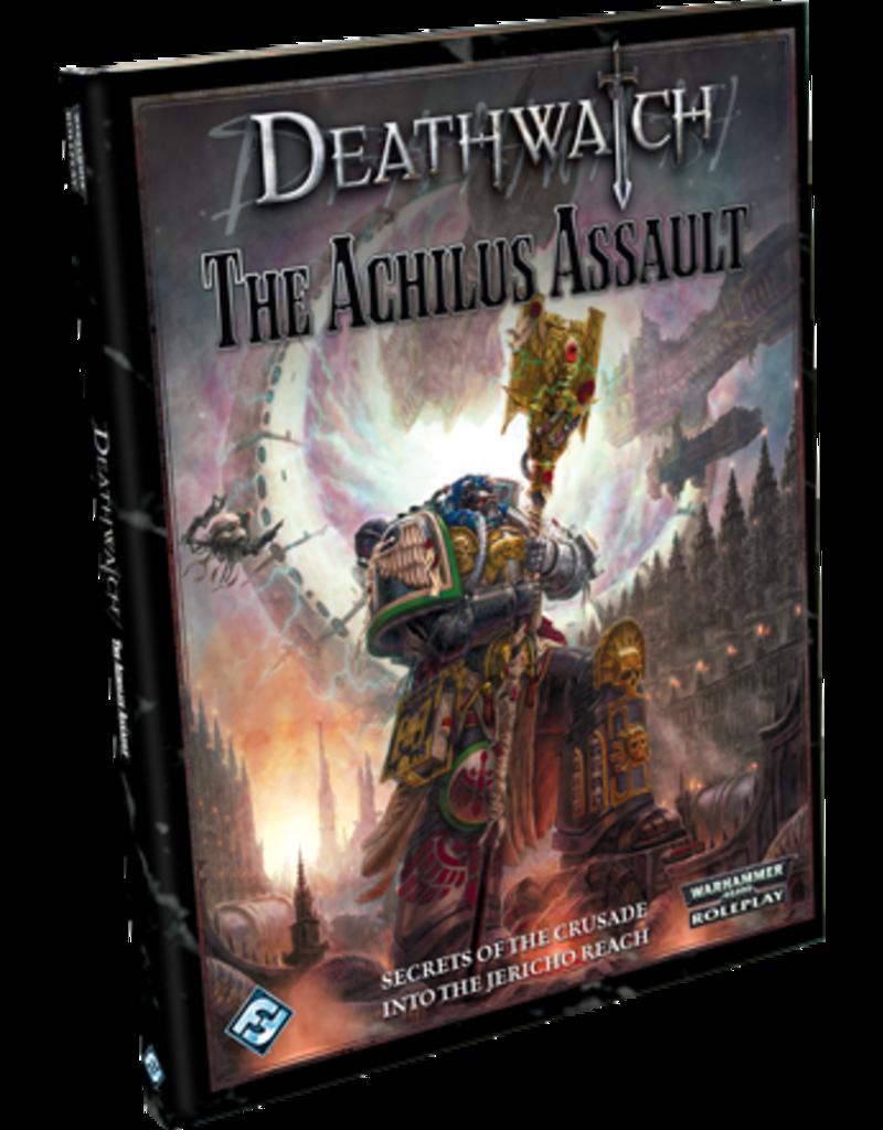 Days of Wonder WARHAMMER 40K RPG: DEATHWATCH - THE ACHILUS ASSAULT