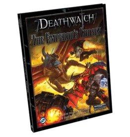 Fantasy Flight WARHAMMER 40K RPG: DEATHWATCH - THE EMPEROR'S CHOSEN