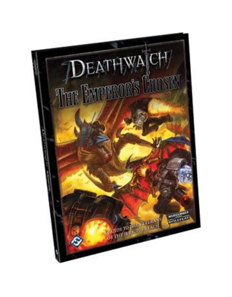 Warhammer 40K RPG: Deathwatch - The Emperor's Chosen