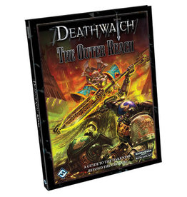 Warhammer 40K RPG: Deathwatch - The Outer Reach