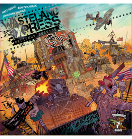 Pandasaurus Games Wasteland Express Delivery Service