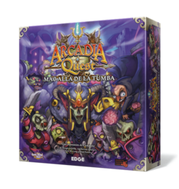 Cool Mini or Not Arcadia Quest: Beyond the Grave