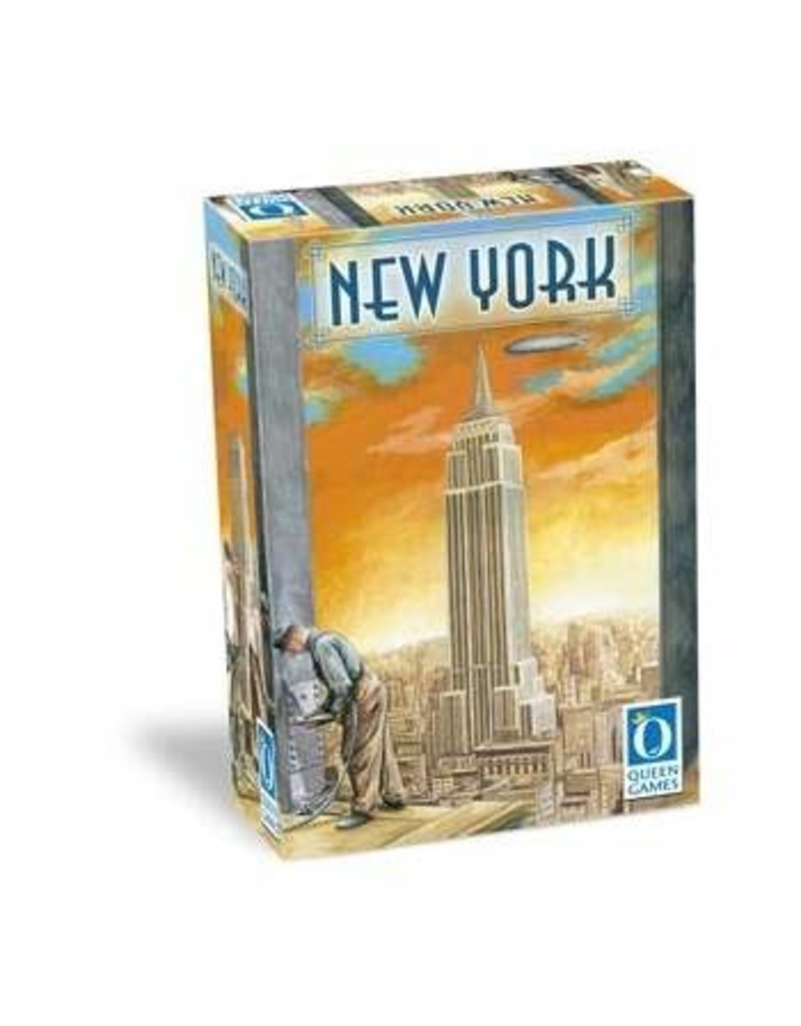 Queen Games ALHAMBRA: NEW YORK EDITION (WEBX)
