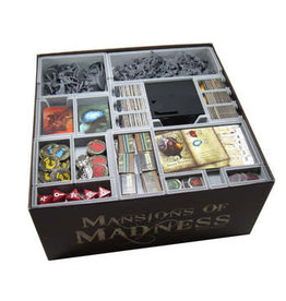 Folded Space FOLDED SPACE: MANSIONS OF MADNESS 2ND EDITION