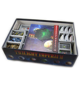 Folded Space FOLDED SPACE: TWILIGHT IMPERIUM 4