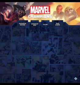 Fantasy Flight MARVEL CHAMPIONS LCG: GAME MAT - 1-4 PLAYER