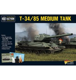 Warlord Games Bolt Action: T34/85 Medium Tank