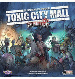Cool Mini or Not Zombicide 2: Toxic City Mall