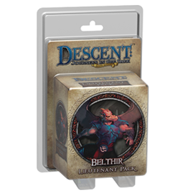 Fantasy Flight Games Descent 2E: Lieutenant Belthir