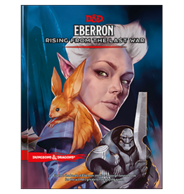 Wizards of the Coast D&D 5E: EBERRON: RISING FROM THE LAST WAR HC