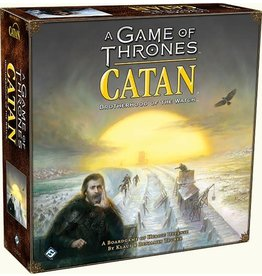 Catan CATAN: A GAME OF THRONES CATAN - BROTHERHOOD OF THE WATCH