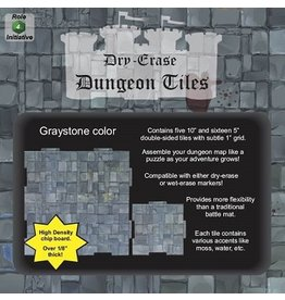 Roll 4 Initiative DUNGEON TILES COMBO PACK GRAYSTONE