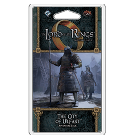 Fantasy Flight LORD OF THE RINGS LCG: THE CITY OF ULFAST