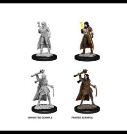 Wizkids D&D Nolzur's Minis: Wave 10: Female Elf Cleric