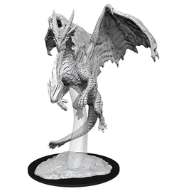 Wizkids Unpainted Minis Wave 11:  YOUNG RED DRAGON