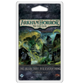 Fantasy Flight ARKHAM HORROR LCG: THE BLOB THAT ATE EVERYTHING