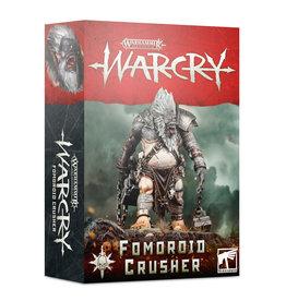 Games Workshop WARCRY: FOMOROID CRUSHER