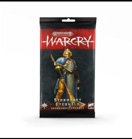 Games Workshop WARCRY: STORMCAST SACROSANCT CARD PACK