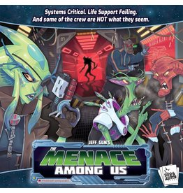 Smirk & Dagger Games THE MENACE AMONG US
