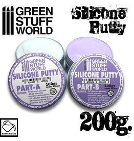 Green Stuff World Silicon Putty - Violet 200g