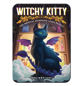 Brainwright Games WITCHY KITTY