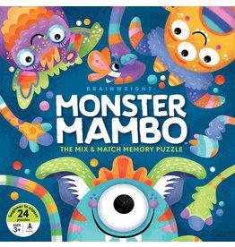 Brainwright Games MONSTER MAMBO