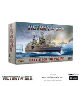 Warlord Games VICTORY AT SEA: BATTLE FOR THE PACIFIC STARTER SET