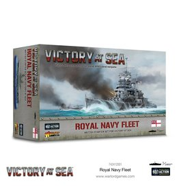 Warlord Games VICTORY AT SEA: ROYAL NAVY FLEET