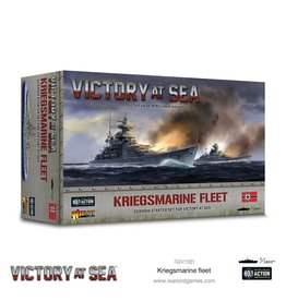Warlord Games VICTORY AT SEA: KRIEGSMARINE FLEET
