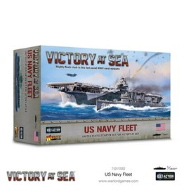 Warlord Games VICTORY AT SEA: US NAVY FLEET