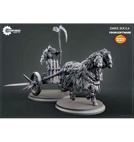 Steamforged Games DARK SOULS BOARD GAME: EXECUTIONER'S CHARIOT (STREET DATE Q3 2020)