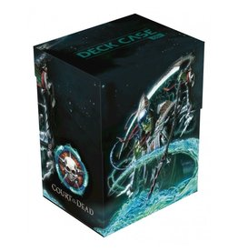Ultimate Guard DECK BOX: COURT OF THE DEAD EDITION 80+ DEATH I