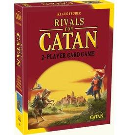 Catan RIVALS FOR CATAN