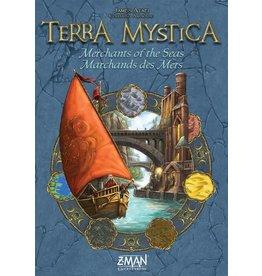 Z-MAN GAMES TERRA MYSTICA: MERCHANTS OF THE SEAS