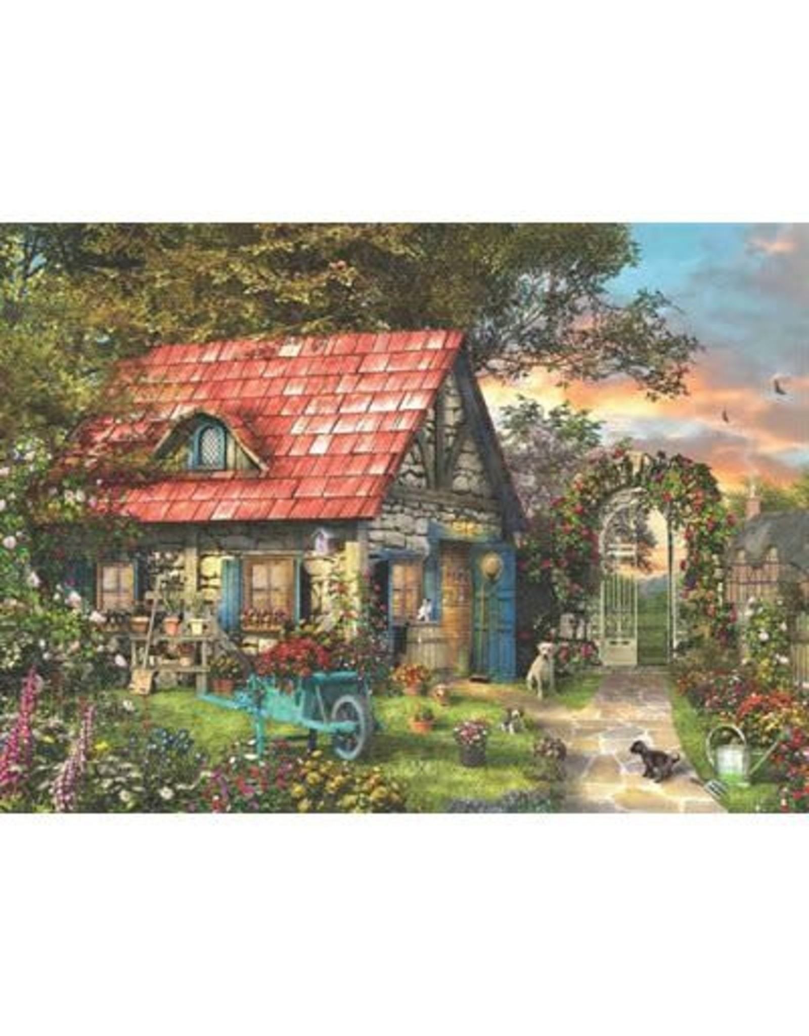 Anatolian 1000PC PUZZLE - COUNTRY SHED